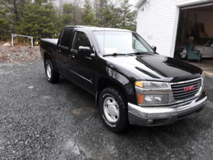 2006 GMC  Canyon quad cab 2 wheel drive