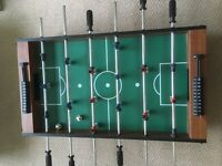 Table Top Table Football Game