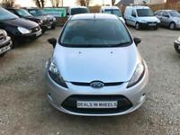 Ford Fiesta 1.4TDCi ( 68PS ) Base, Van
