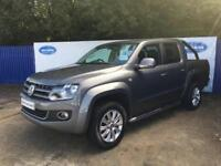 2012 62 Volkswagen Amarok 2.0BiTDi ( 180PS ) BMT Highline 4MOTION Diesel