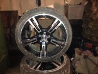 Chev Cobalt Summer Tires and Rims