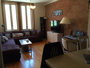 4 1/2 for rent Lafontaine Park, Plateau, avail. from Jul/Aug