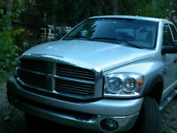 2008 Dodge Power Ram 2500 SLT Diesel 4x4 Pickup Truck