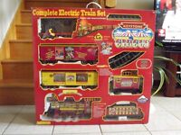 Keystone Electric Circus Train Set - 1 to 2500 scale