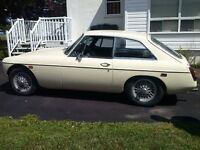 for sale 1969 MGB GT