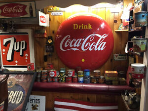 Vintage Oil & Gas and Soda Pop items and much more...NEW STUFF St. John's Newfoundland image 1