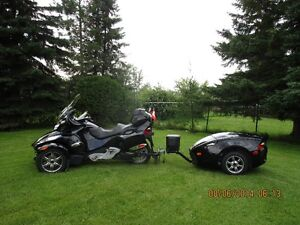 CAN AM SPYDER TOURING RT