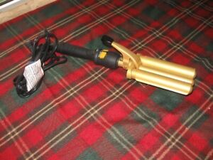 Triple Barrel Curler~Excellent Condition & Works Smoke free home