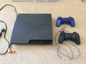 PS3 Console and Games