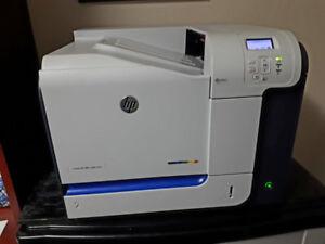 HP LaserJet 500 color Printer