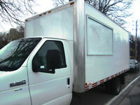 2006 Ford E-350 cube 16pied