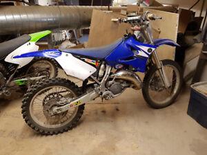2006 Yamaha YZ125 2 Stroke