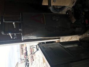 Aero furnace