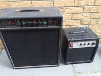3 amps