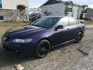 2004 Acura TSX A-SPEC