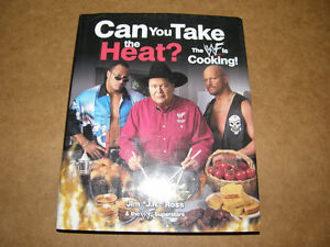 Livre Anglais WWF Can you take the heat? The WWf is Cooking!-12$
