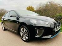 2018 Hyundai Ioniq 1.6 h-GDi Premium SE DCT (s/s) 5dr Auto Hatchback Petrol/Elec