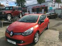 2014 Renault Clio 1.1 DYNAMIQUE MEDIANAV 5d 75 BHP Hatchback Petrol Manual