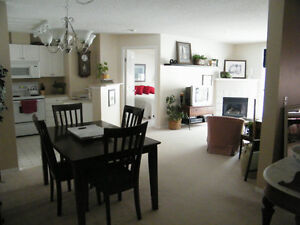 2 Bed/2 Bath/2 Parking Airdrie condo - ALL utilities included!!