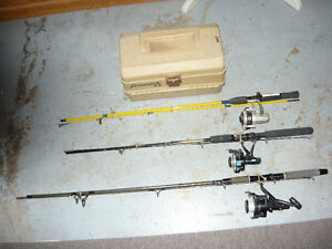 Fishing Equipment For sale or swap