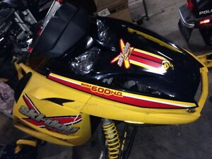 Parting out a few sleds zx and rev--709-597-5150-- St. John's Newfoundland image 2
