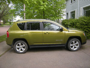 2012 Jeep Compass Sport/North SUV (2WD)