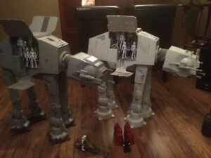 Star Wars Vehicle's, Figures For Sale