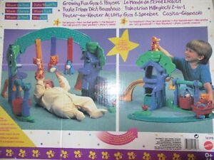 2 en 1 Module de jeux Winnie The Pooh