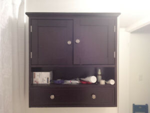 Small Wall Cabinet *PRICE DROP*