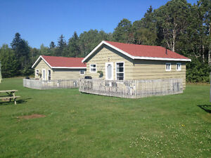 cottages PEI Labour Day Special $100.00/night