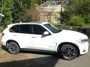 BMW X5 2014 - 13 MONTH LEASE TAKEOVER - 4 WINTER TIRES