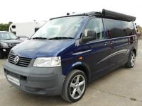 Volkswagen Transporter T32 Pop Top Camper Van. Leisuredrive Conversion