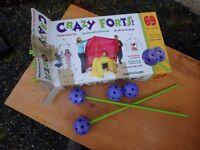 Crazy Forts- Fort Building Kit