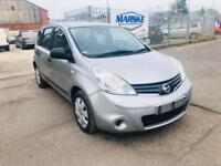 2012 NISSAN NOTE 1.5dci ( 90ps ) 2012MY Acenta