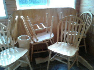 Table  8 chairs