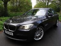 2012 (61) BMW 730 3.0TD (245 bhp) auto d M Sport..HIGH SPEC.. STUNNING!!