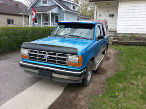 PARTING OUT 89-92 FORD RANGERS RWD! 4.0L 5 Speed London Ontario image 6
