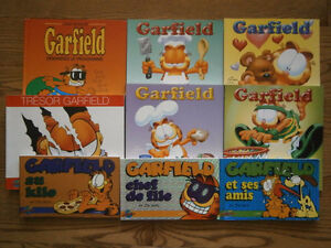 French books ( français) Garfield from $1.00