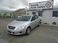 09 KIA CEED 1.6 S 121 BHP - 71991 MILES - FINANCE AVAILABLE - 2 OWNERS