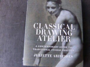 Classical Drawing Atelier - Juliette Aristides