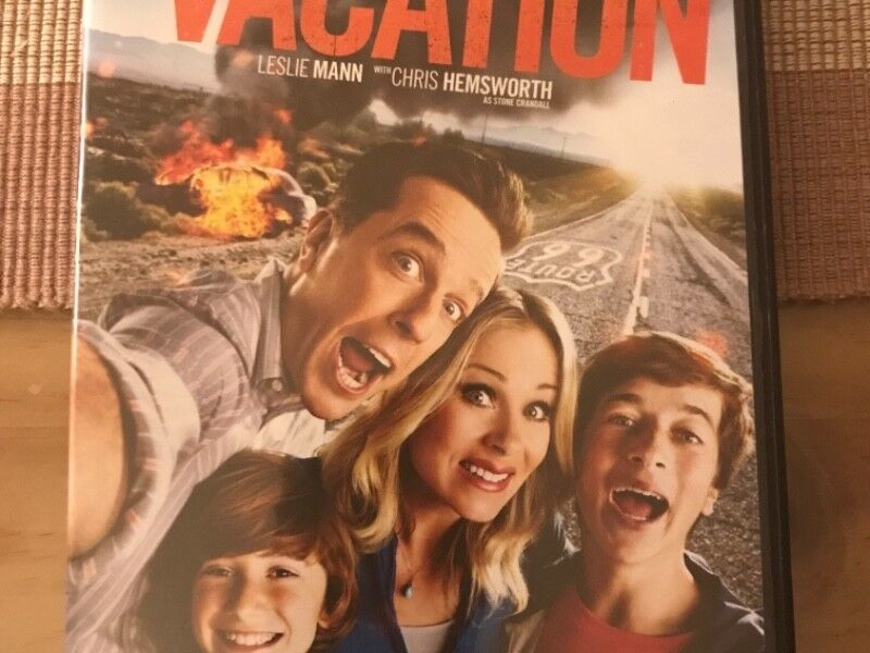 "DVD "" Vacation"""