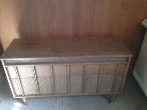 Vintage Viking Console Stereo