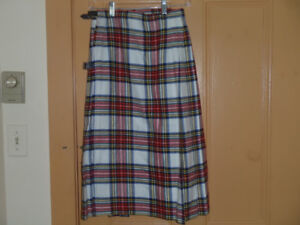Womens Kilt, made in Scotland