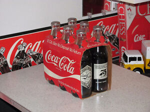 75TH ANNIVERSARY COCA COLA  6-PACK