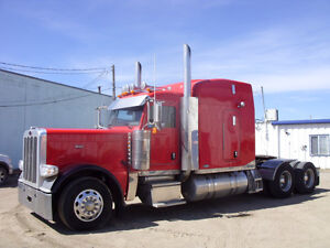 BAILIFF SEIZURE AUCTION 2010 PETERBILT 389