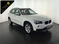 2014 BMW X1 SDRIVE16D SE DIESEL ESTATE 1 OWNER LOW MILEAGE FINANCE PX