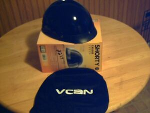 VCAN Shorty Classic Half-Shell Cruiser Helmet,