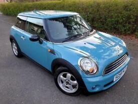 image for 2008 MINI HATCHBACK 1.4 One 3dr Oxygen Blue Very Nice Car HATCHBACK Petrol Manua