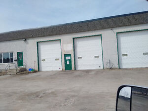 shop and yard space for lease