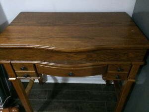 A utility table for sale .